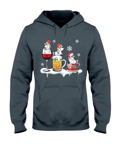 Unicorn beer and wine