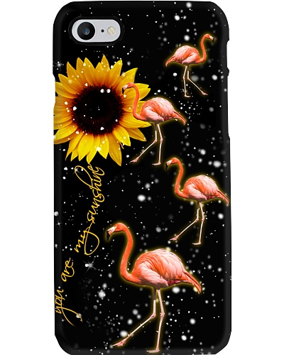 Flamingo U r my sunshine phone case comeback