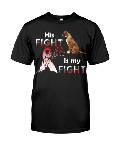 His Fight Boxer