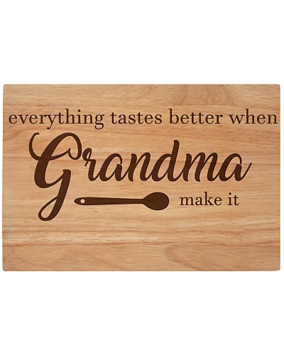 SHN Everything tastes better when Grandma make it