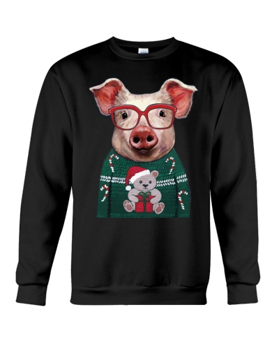 Pig ugly sweater
