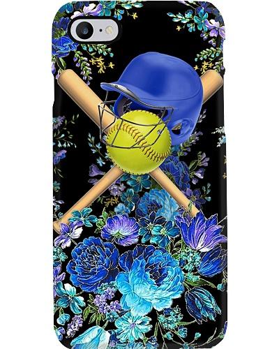 SHN 10 Blue peony Softball