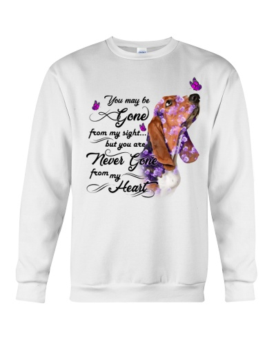 ln 5 basset hound never gone from my heart