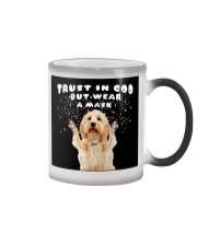 TT Cokapoo Trust In God Color Changing Mug tile
