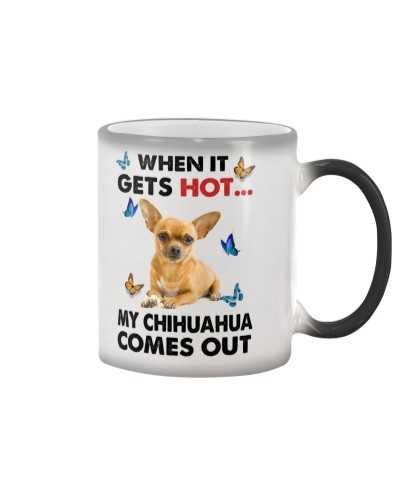 Chihuahua Come Out