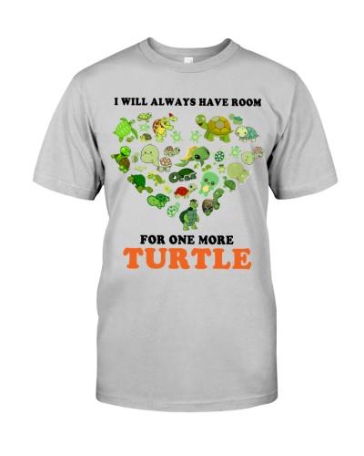 Turtles Always Have Room