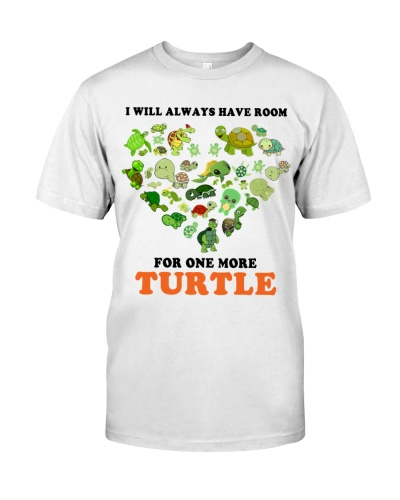 Turtles Always Have Room