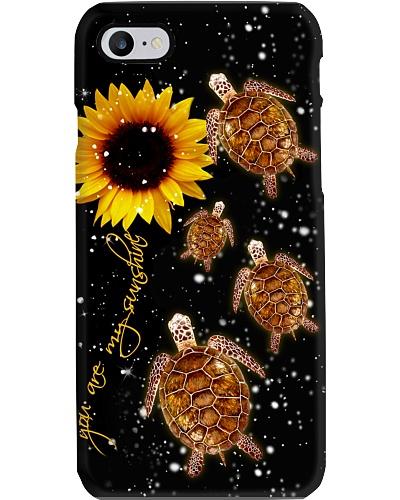 Turtle U r my sunshine phone case comeback
