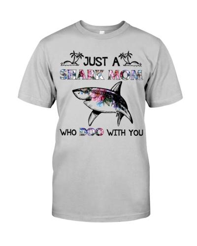 Shark mom