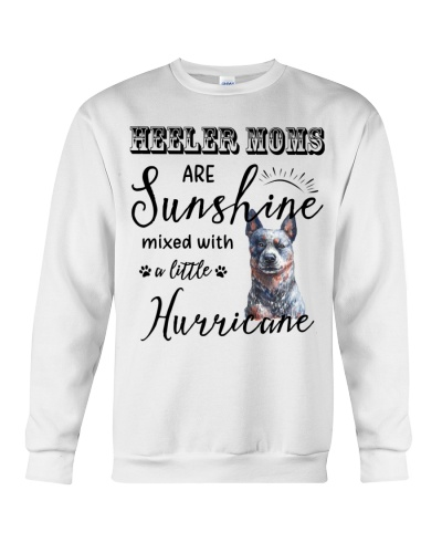 Heeler moms are sunshine