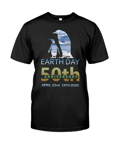 SHN Earth day 50th Anniversary Penguin