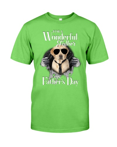 SHN For wonderful father's day Labrador Retriever
