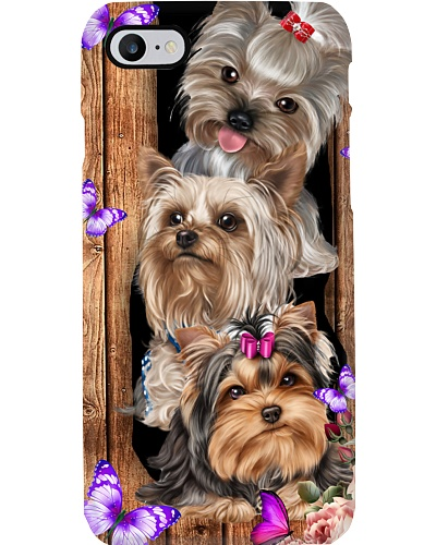 Yorkshire terrier amazing phone case