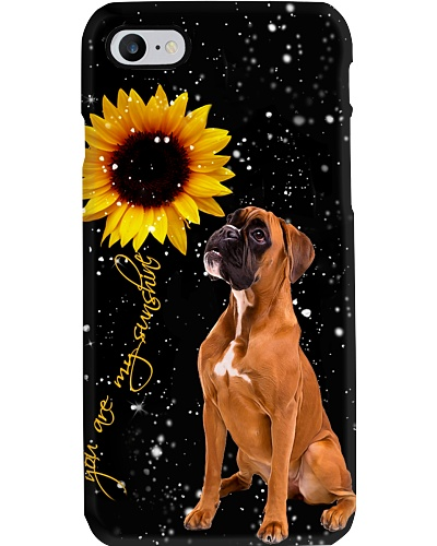 Boxer U r my sunshine phone case comeback