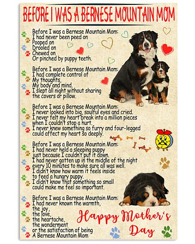 Berner mom poster