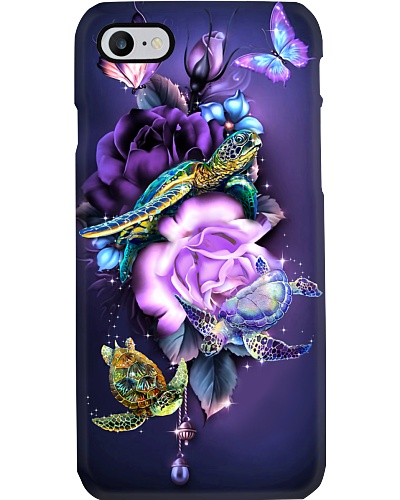 Turtle magical phone case