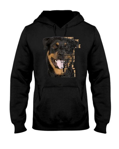 Rottweiler Believe