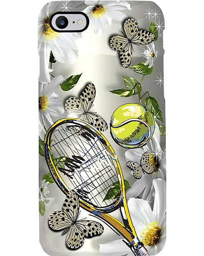 TH 5 Tennis Daisy And Butterfly