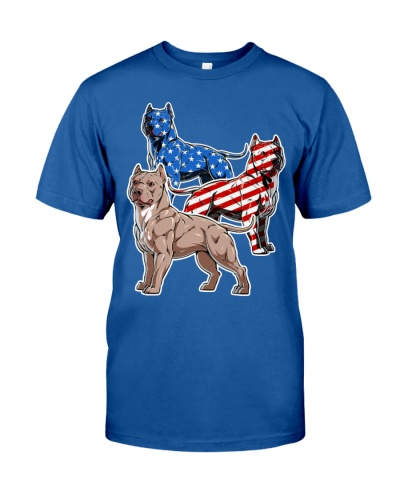 Pitbull American Freedom