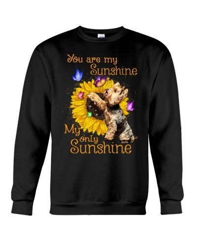 Yorkshire terrier only sunshine shirt