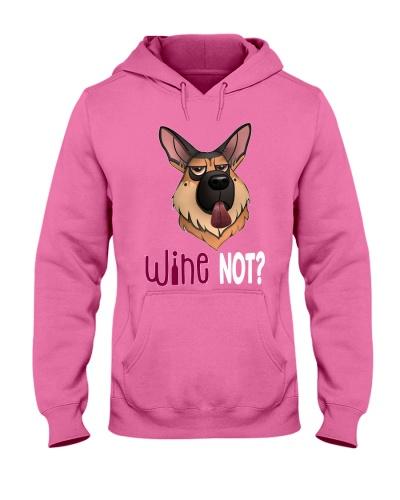 Wine Not German Shepherd