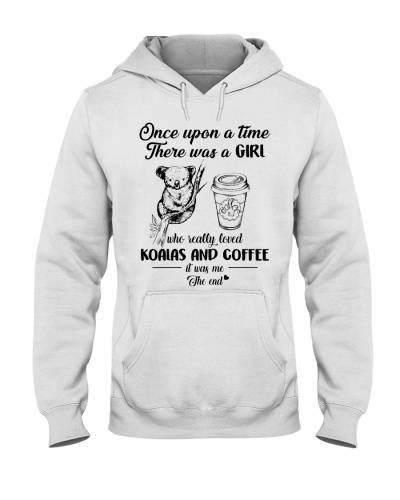 Koala and coffee it was me the end