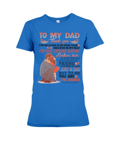 Dad thank you