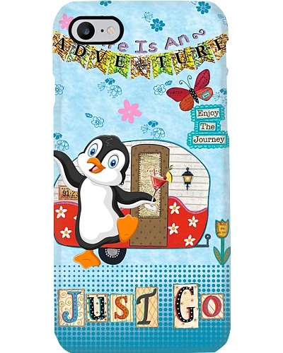 SHN Life is adventure just go Penguin