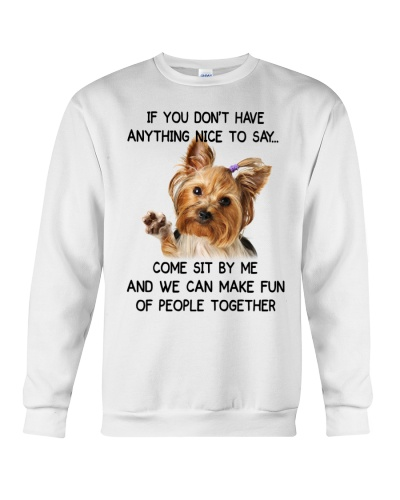Ln yorkshire terrier we can make fun
