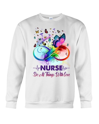 Nurse do all things with love