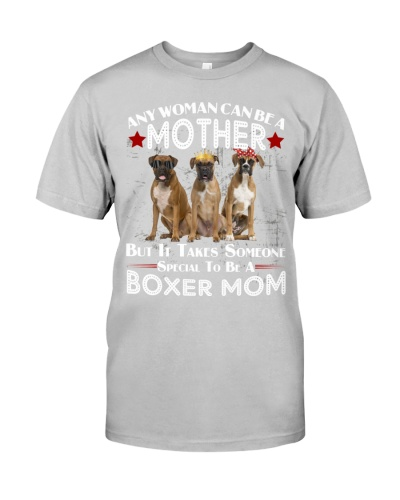 Boxer Can Be A Mother