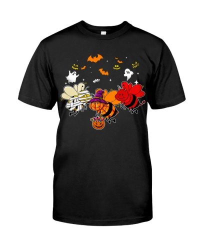 Bee halloween shirt