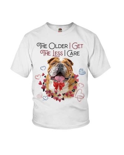 Bulldog the older i get