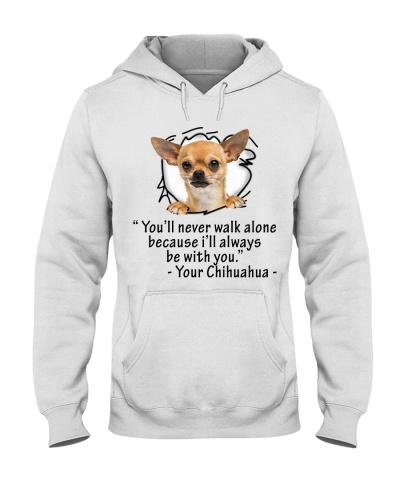 Chihuahua I will always be with you