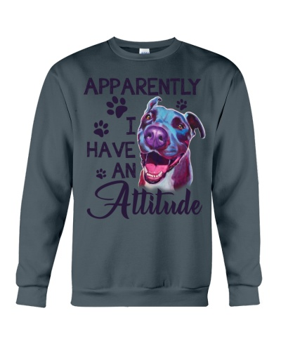 Pitbull Attitude