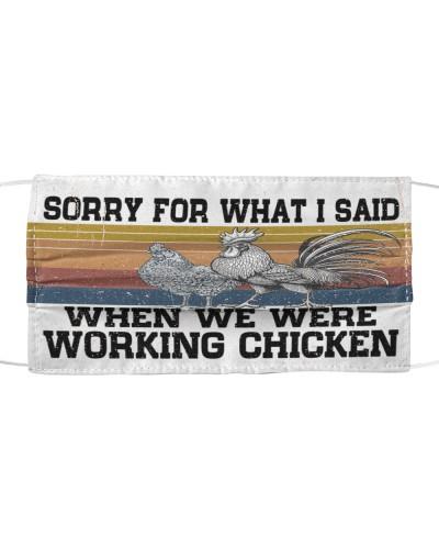 Th 12 working chicken