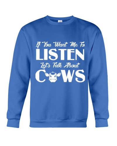 Lets Talk About Cows