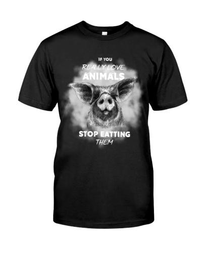 Pig Stop Eatting
