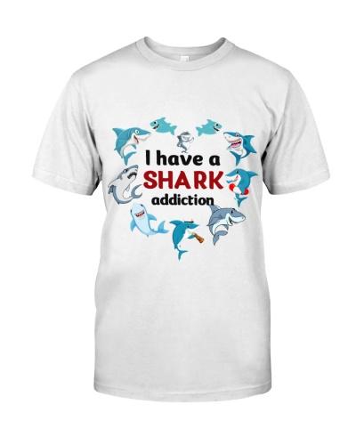 A Shark Addiction