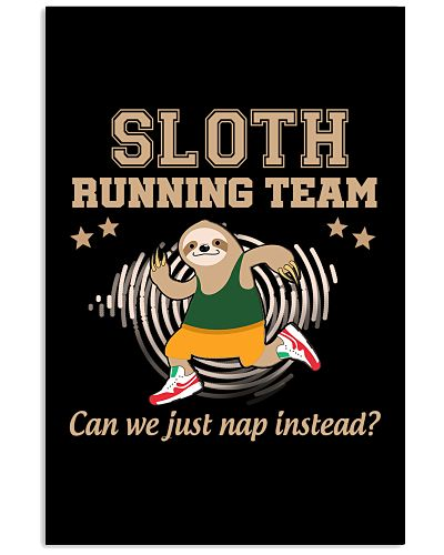 Sloths running team