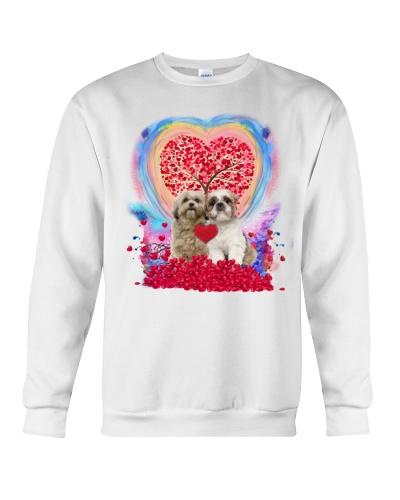 Mt Falling In Love With You Shih Tzu Shirt