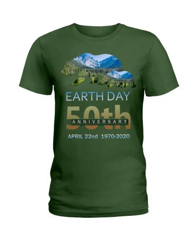 SHN Earth day 50th Anniversary Bear