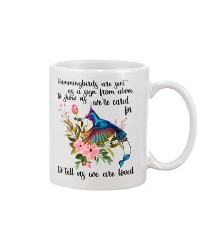 Hummingbirds are sent