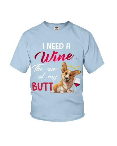 Corgi i need a wine to size of my boot