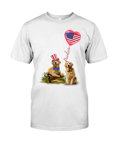 Golden Retriever freedom