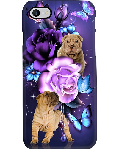 Shar pei magical phone case