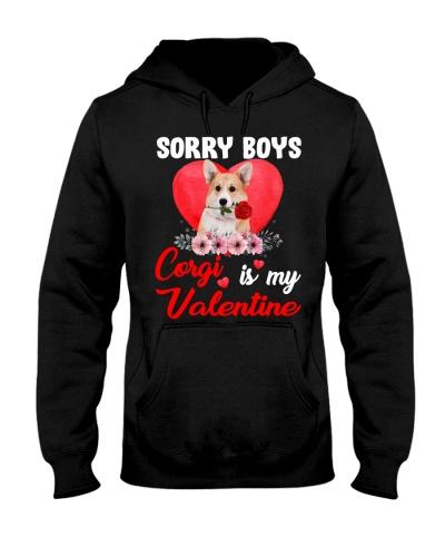 Sorry boys Corgi is my Valentine