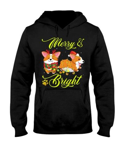 Merry And Bright Corgi