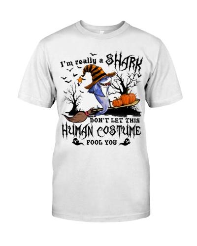 I am really a shark