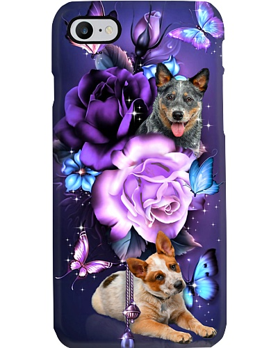 Heeler magical phone case